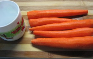 5 morcovi