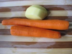 morcovi + cartof